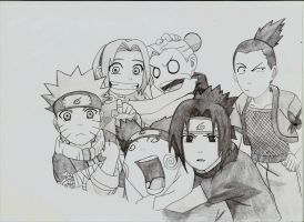 Naruto funny moment by ViivaVanity