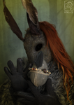 Easter Rabbit by Nymla