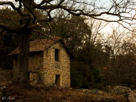Haunted House by Anto2b