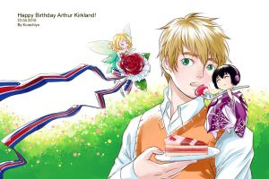 APH : HBD Arthur 2010 by Inachime