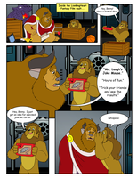 Mouse Prank page 1 by BennytheBeast