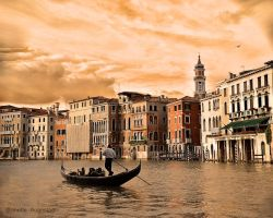 Golden Venice by A-Motive