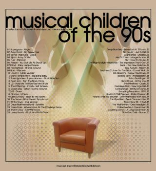 Musical Children of the 90s by greef
