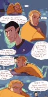 ST Comic: Captainhood by ngoziu