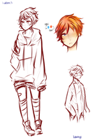 doodles uvu by whimsical-idiot
