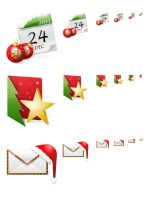 Christmas Icons by ergosign