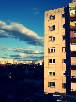 Cloudy 25 of December 6 by flyfi