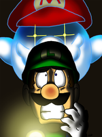 Boo Mario greatest opportunity by sharpjet