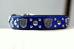Transformers collar by HighestVelocity