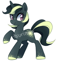 MLP Adoptable Auction ~ Stardust (CLOSED) by tsurime