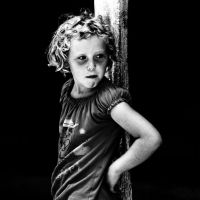 child I bw by smrdncr
