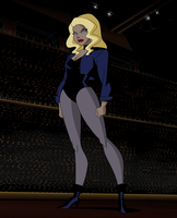 Black Canary 2 JL Unimited by piper12345a