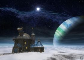 Observatory by curious3d