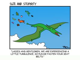 Flight 1 by Size-And-Stupidity