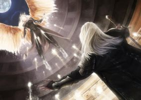 Avacyn Trilogy: The Creation by Thaldir
