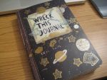 Wreck This Journal - Cover by kitchan333