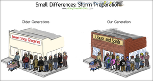 Small Differences Storm Prep by Terraced-Fields