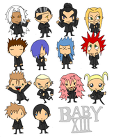 KH: Baby XIII by Lilnanny
