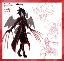 Forte Ref by kyogre635