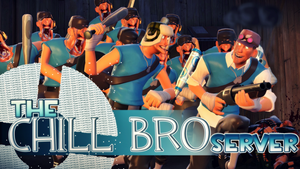 The Chill Bro Server by Robogineer
