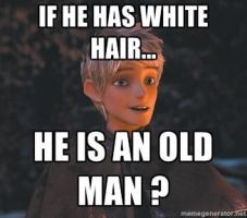 Meme - Jack Frost the old man by JackFrost-LCDA