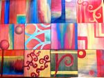 Little Abstractions by ArtofGretchenSmith