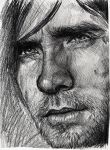 Jared Leto fast sketch by Bluecknight