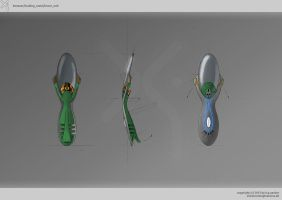 kenauer/trading_caste/hover_unit by xistenceimaginations