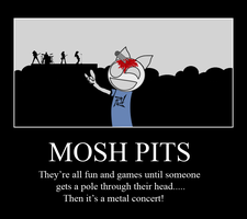 A Lesson in Mosh Pits by ipunchheads