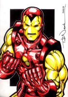 Iron Man markers 2010 by ToddNauck