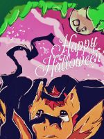 Happy Halloween by jumpit13