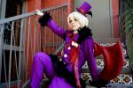Alois Trancy: Invidia by ValdaValsha