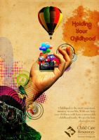 Holding Your Childhood by DesignersJunior