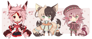 CLOSED - Adoptable Set {AUCTION} by CuBur