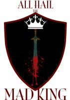 The Mad King Insignia by jlowi17