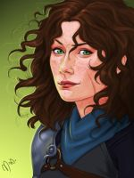 Mally Trevelyan by Merwild
