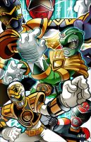 Power Ranger by herms85