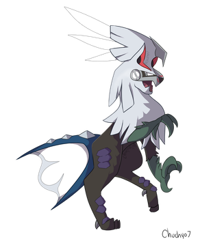 Silvally by chuchy07