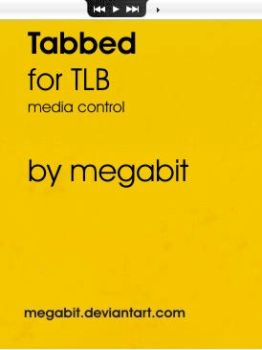 Tabbed for TLB media control by megabit