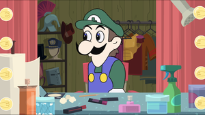 Weegee in Total Drama Action by Ultrasponge