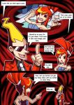 Ghost Trick comic by rongs1234