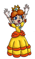 Daisy Collab by Quacksquared