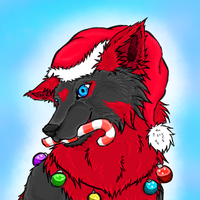 Christmas Kiru by demonashley