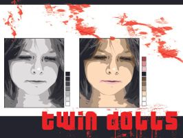 +Twin DoLLs + by turpitude