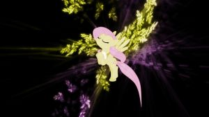 Fluttershy Wallpaper by GOP1994GOP