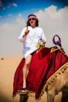 David Ellefson on Camel by IceCat19