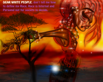 SOS- Dear White People by Queen-Asante