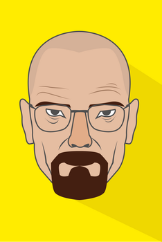 Walter White Vector by fahimed