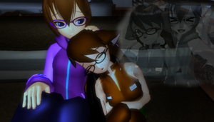 :MMD: 5 Years of Being Friends by TeapotTritium