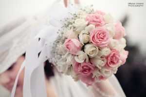 Melek's Wedding Bouquet by erman-y